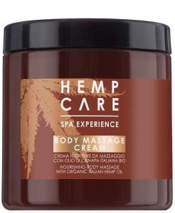 Odżywczy krem do masażu Hemp Care SPA Experience 250 ml
