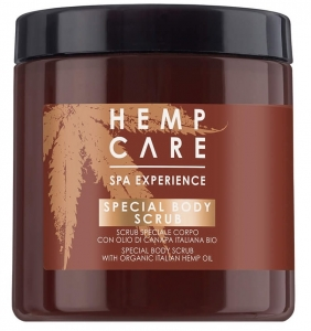 SPA Specjalny peeling do ciała Hemp Care SPA Experience 250 ml